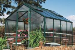 greenhouse kit, greenhouse kits, home greenhouse, cultivator premier greenhouse kit, national greenhouse co., nexus corporation,