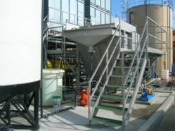 Wastewater treatment systems, wastewater treatment,meat industry, fish industry, DAF supplier North America,