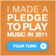 Pledge To Play in 2011