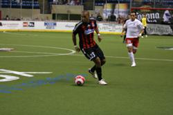 Omaha Vipers Turf Surface installed by Turf Solutions Group