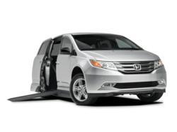 2011 Honda Odyssey Handicap Van