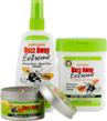 Buzz Away Extreme is the leading natural insect repellent. It has been shown in University field tests and clinical studies to be as effective as many traditional chemical based repellents repelling m