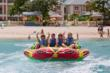 Have fun with the entire family on famous Reduit Beach in Saint Lucia at the Bay Gardens Resorts.
