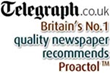 Proactol featured on Telegraph