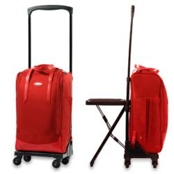 Walkin'Bag, Best Luggage Brand, Readers' Choice Awards Finalist