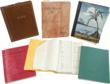 More than 50 movie scripts from John Wayne's legendary Hollywood career along with costumes, documents, awards and other memorabilia will be offered to fans by his family in a public auction to be conducted by Heritage Auctions (www.HA.com) in Los Angeles and online, October  3 - 6, 2011.  (Photo credit: Heritage Auctions.)