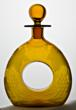 "Auroria decanter in ""Eng. Grape"" pattern, Pairpoint, 1915–1937"