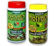 Nature's Defense Animal Repellent
