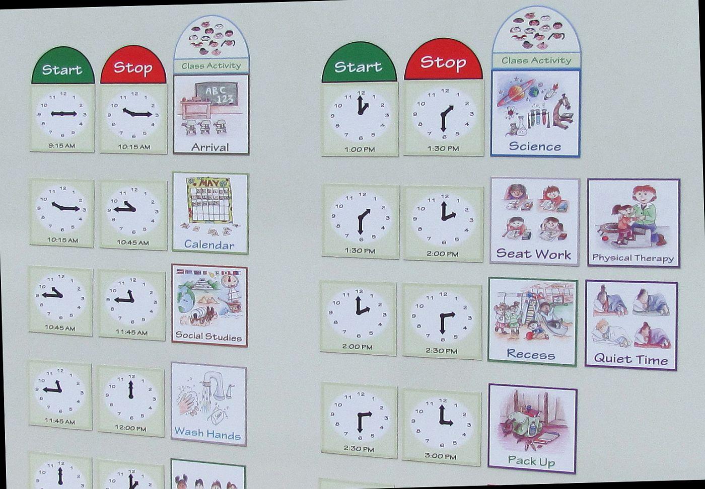 Visual Schedules Inc. Announces a Visual Schedule Giveaway in ...