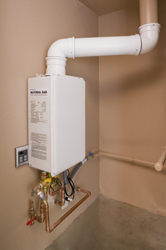 tankless water heater east bay