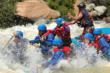 Colorado river rafting.