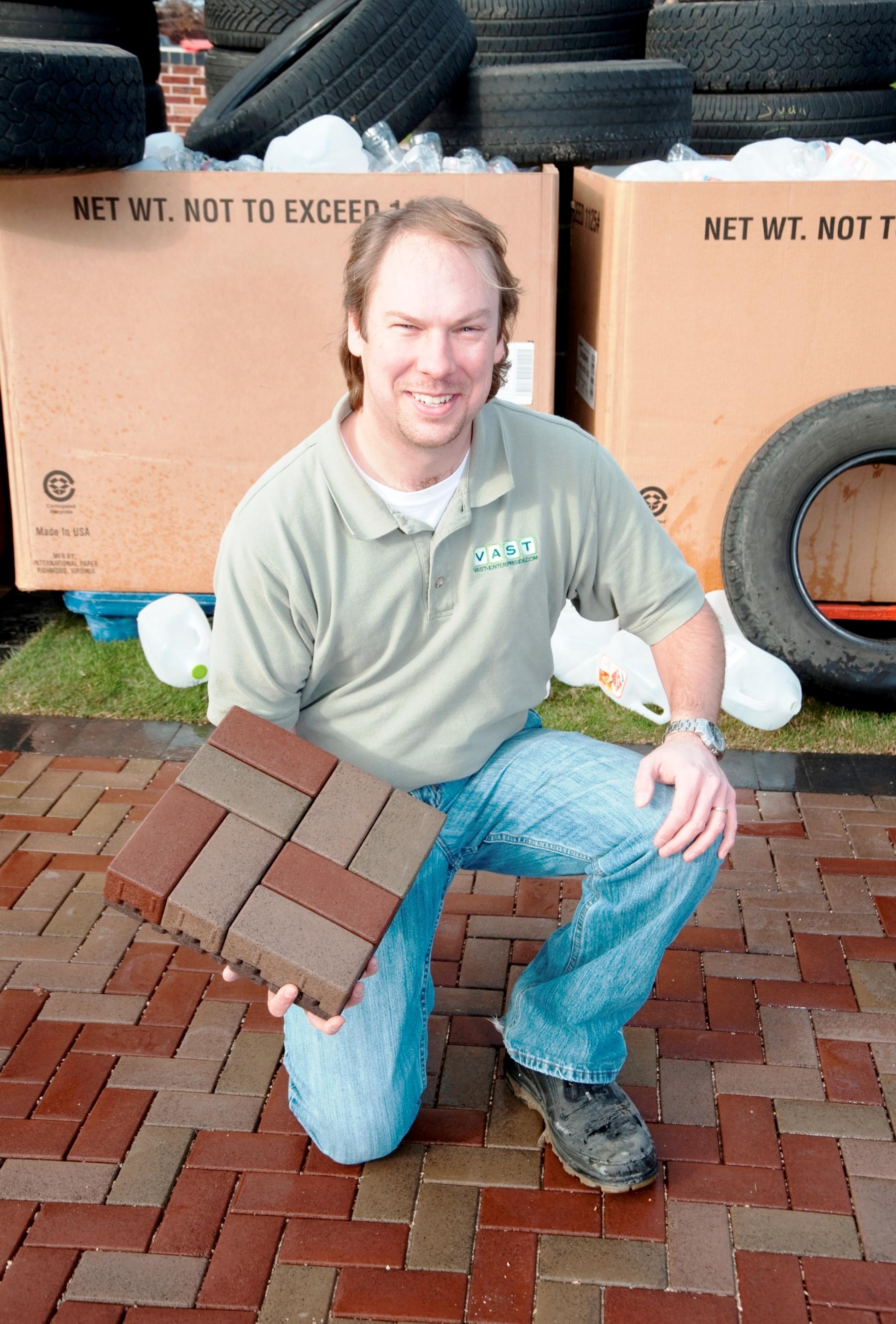 vast enterprises llc recycled pavers minnesota #267289