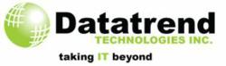 Technology Services Leader Datatrend Technologies Inc. Logo