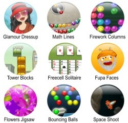 Free Dressup Games from Fupa Games