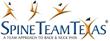 Spine Team Texas Logo