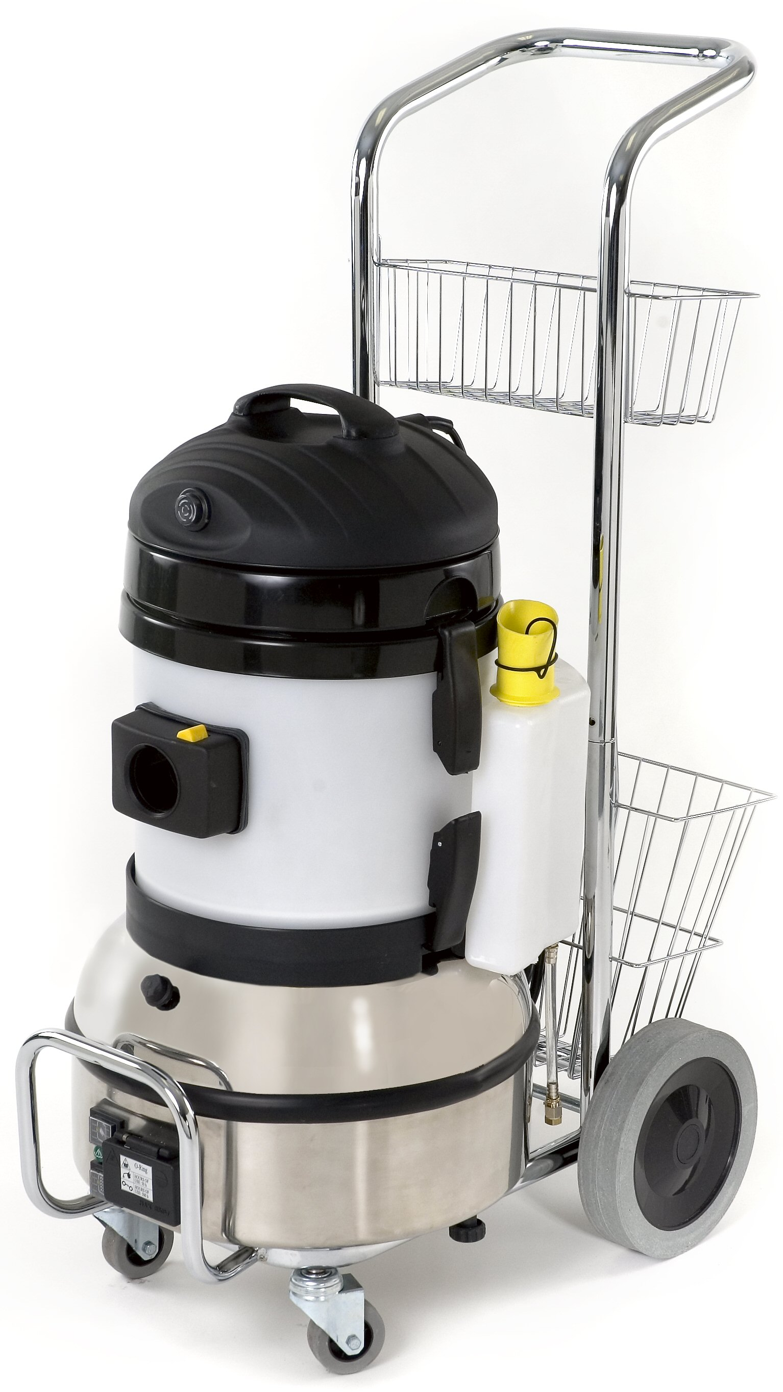 New Industrial Steam Cleaners From Daimer 174 Bundle Wet Dry
