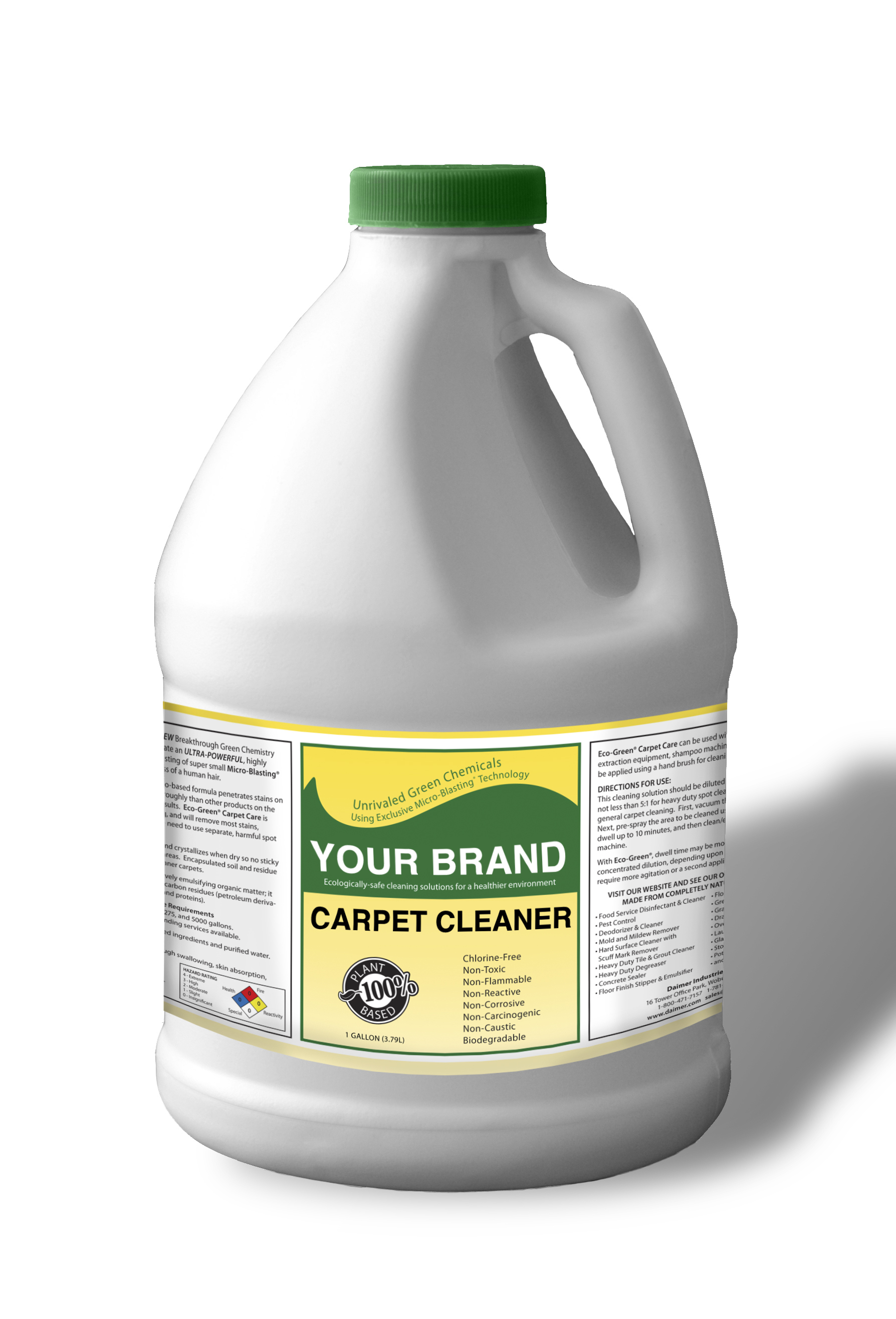 Green Chemicals By Eco Green 174 Available To Chemical Supply