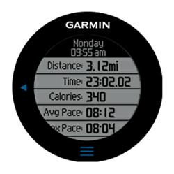 endurance sports watch, garmin forerunner, forerunner 610
