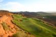 Hole #13 Championship Course at Sand Hollow Resort