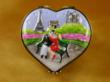 We have the largest Heart Limoges Trinket Boxes Collections
