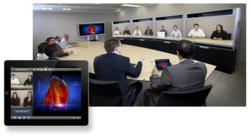 Teliris VirtuaLive Telepresence with FuzeMeeting