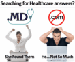 Don't Waste your Time!  Stop fighting the web... use .MD the exclusively medical/health domain extension that is replacing .com on the web for health.