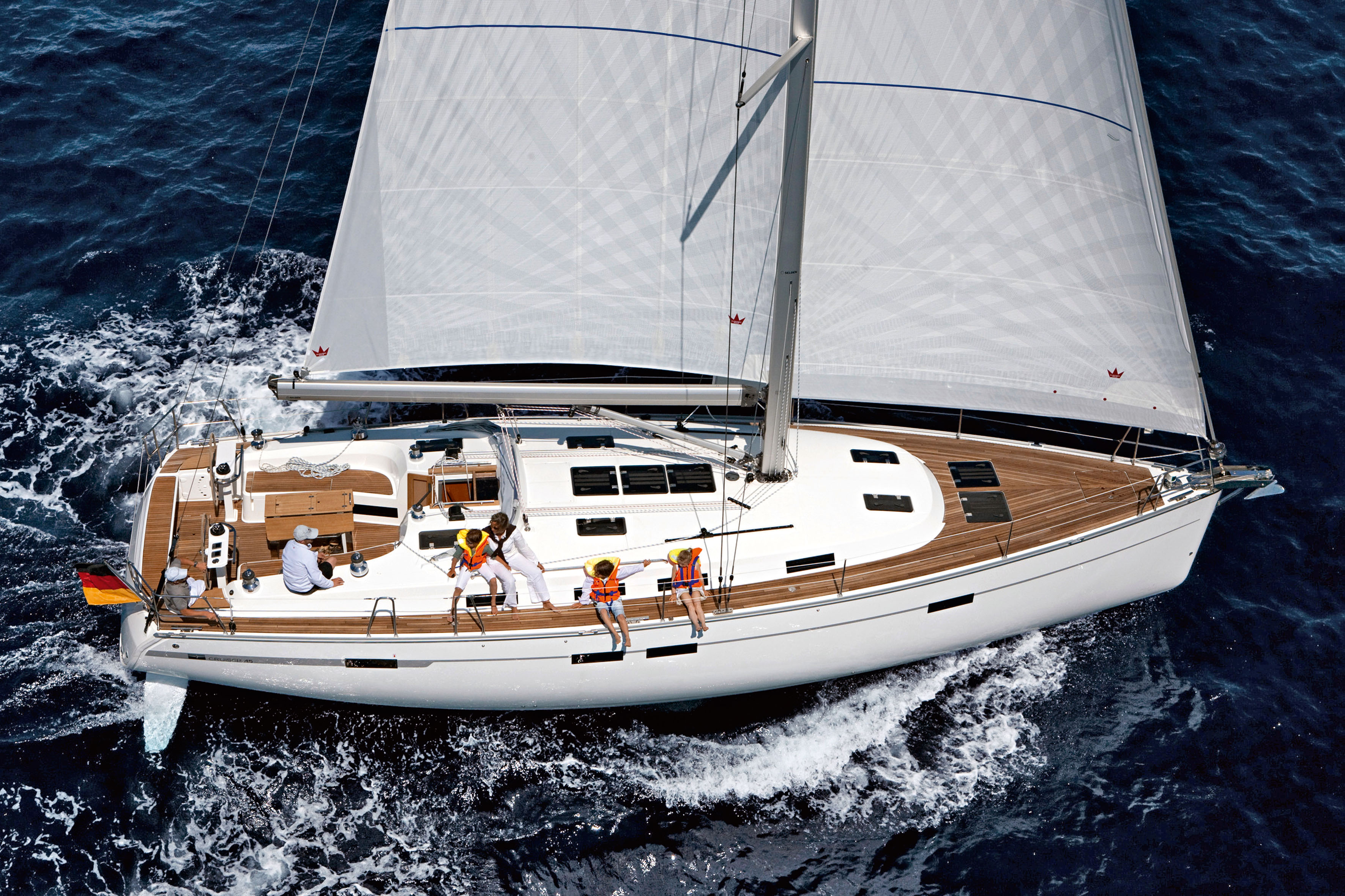 Bavaria Cruiser 45 - Farr Yacht and BMW DesignworksUSA designed
