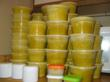 African Shea Butter, freshly made.