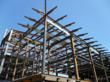 ConXtech's bi-axial Special Moment Frame (SMF) connection system brings innovative construction technology to Stanford University's new law school.