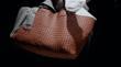 Bottega Veneta designer carry on luggage