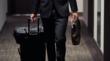 Bottega Veneta luxury suitcases and travel bags