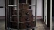 Bottega Veneta designer suitcases