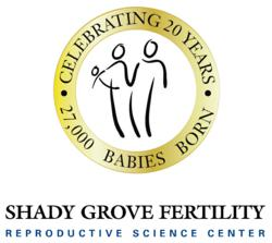 Shady Grove Fertility Center Celebrating 20 Years, 27,000 Babies Born
