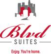 Blvd Suites logo