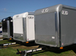 Luggage Trailers & Small Cargo Trailers In Various Sizes and Colors