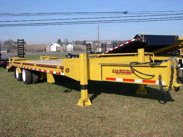 Heavy Duty Tractor Trailer : Get ready for spring with a new selection of dump trailers