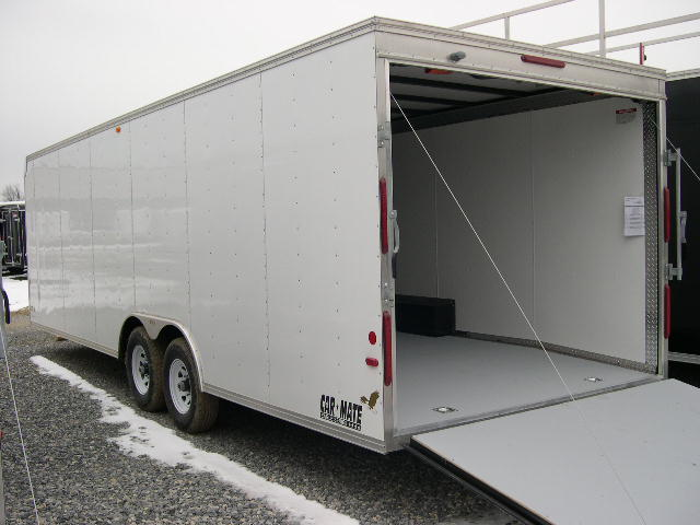 New carmate trailer web site offers the best selection and for Custom home builder selection sheet