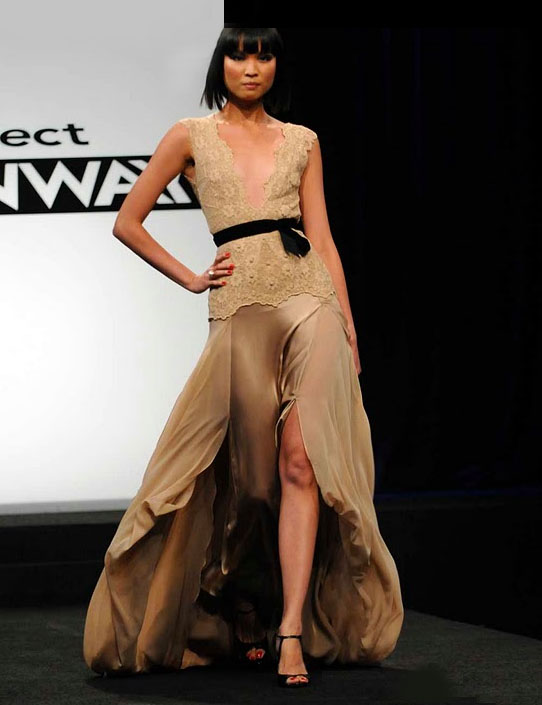 Project Runway Nude 114