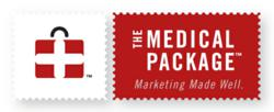 A medical branding and medical marketing group, The Medical Package serves healthcare and medical companies.