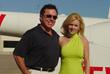 Jerry Saxton & Katie Heiner, met and married through 4M Club.