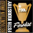 2006 FSTA Industry Award Finalist
