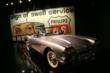 A 1958 Corvette on display at the Gateway Colorado Auto Museum
