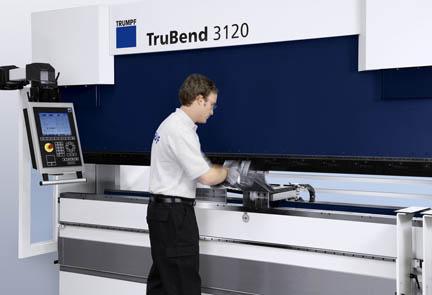 Marlin Steel Wire Products Acquires Trumpf Trubend Press