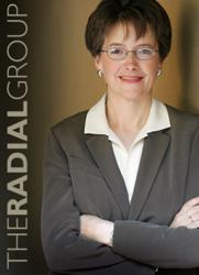 Leslie Nolen, president of The Radial Group