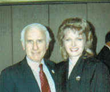 Helene Malmsio with Jim Rohn
