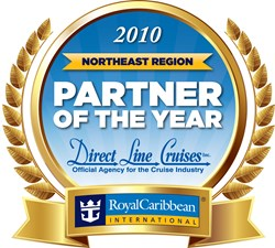 Royal Caribbean Northeast Partner of the Year