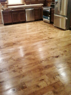 Knoxville hardwood refinishing contractor launches spring for Hardwood floors knoxville