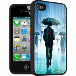Eric Drooker iPhone Case