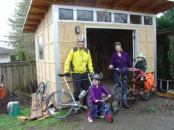 studio shed bike shed yogo shed backyard shed