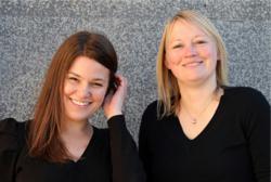 Wibke Fleischer and Sarah Nagle from Smart Design, Femme Den, Design and Gender, Gender, Smart Design